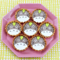 These Totoro Tarts Are All Sorts Of Cute [Video]