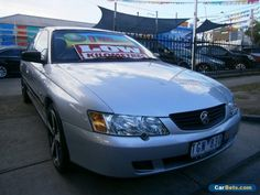 2004 Holden Commodore VY II Executive Silver Automatic 4sp A Sedan #holden #commodore #forsale #australia