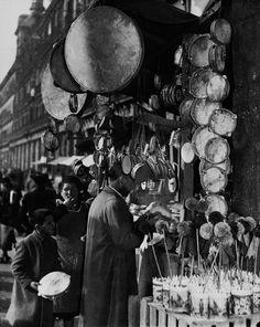 1953 Mercado navideño de la Plaza Mayor, 1953