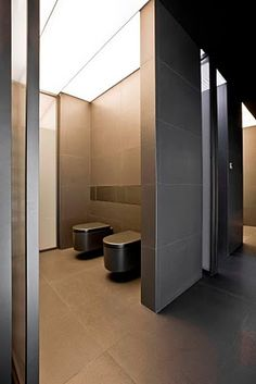 ♂ Minimalist Design bathroom masculine interior