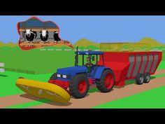 #Farmer mowing field of grass - Food for cows   Rolnik kosi trawe   Traktor Jedzenie dla Krów - YouTube