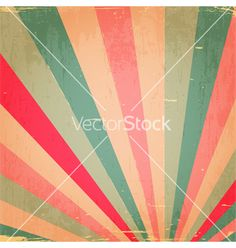 Abstract colorful grunge rays background vector - by meikis on VectorStock®