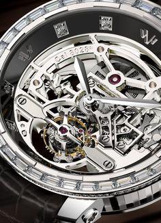 Dewitt Twenty-8-Eight Skeleton Tourbillon watch