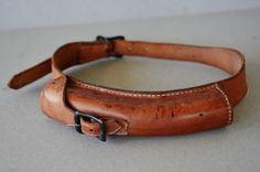 WW2 Message Carrying Dog Collar