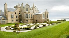 Balfour Castle Historic 5 Star Exclusive Use Accommodation On The Orkney Islands Scotland