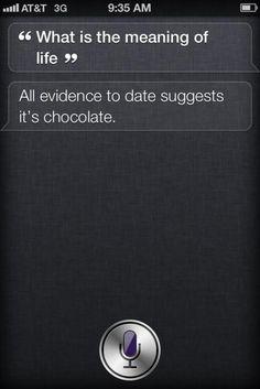 Smart girl.