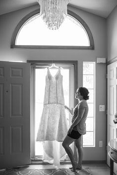 Wedding Dress Bride Wedding Photographer Michigan Photographer