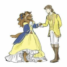 This is an interesting concept. Consider the implications if Disney made the Beast a woman, specifically Belle. This is an interesting concept. Consider the implications if Disney made the Beast a woman, specifically Belle. Disney Pixar, Disney E Dreamworks, Disney Amor, Disney Memes, Disney Fan Art, Disney Characters, Disney Ships, Disney Animation, Dark Disney