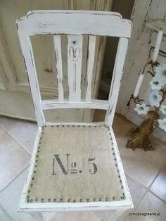 N° 5... comme Chanel