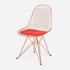 Case Study® Wire Chair Eiffel   Copper   Wire Chairs   Seating   Modernica