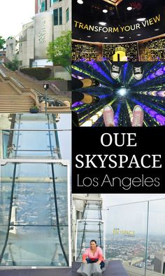 OUE Skyspace LA®️, located in the iconic US Bank Tower, brings to life California's must-see attraction. The Skyspace experience is nearly 1,000 feet above Downtown Los Angeles. The unobstructed 360-degree view compliments the two open-air observation ter