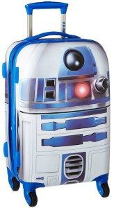Star Wars R2-D2 Four Wheeled Suitcase