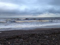 Moody waves Stonehaven