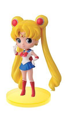 Q Posket Sailor Moon