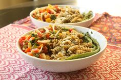 Healthy Hits the Spot | Be Healthy & Eat Your Pasta Too! | http://www.healthyhitsthespot.com