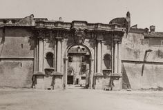 Porta Portese 1870/1880 Best Cities In Europe, Anthropology, Rome, Archaeology, Old Photos, Louvre, History, Antiques, Painting
