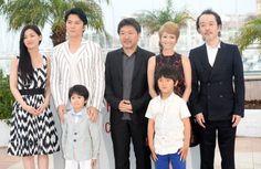 Fukuyama Masaharu sheds tears at the Cannes Film Festival