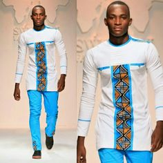 Nigerian Men S Traditional Fashion Styles In 2019 Legit Ng Pin By Emmanuel Asare On Mens Fashion In African Shirts For Men, African Dresses Men, African Clothing For Men, African Attire, African Wear, African Style, African Inspired Fashion, African Print Fashion, Costume Africain