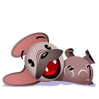 stickers de facebook mugsy - Buscar con Google