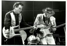 '''.1986 Press Photo Jimmie Vaughan & Stevie Ray Vaughan...''' https://www.worthpoint.com/worthopedia/1986-press-photo-stevie-ray-vaughan-206658521