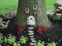 my keebler elf house on big oak