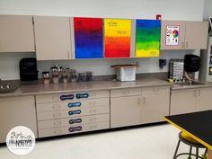 The lesson plan blog of sixth-year elementary art teacher Mrs. Nguyen.