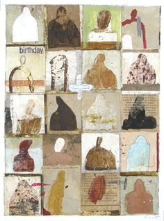 After The Laughter 1 by Scott Bergey on Etsy #art #etsy