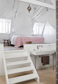 my new room Dream Rooms, Dream Bedroom, Home Bedroom, Bedroom Loft, Loft Room, Bed Room, Raised Bedroom, Bedroom Decor, Design Bedroom
