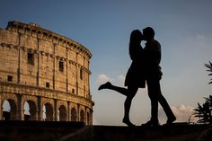 Engagement in #Rome. Photo by Andrea Matone photographer. www.andreamatone.com