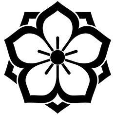 中陰八重桔梗紋 CHINESE BELLFLOWER