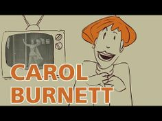 """""""When I looked in his eyes, he was there. He was home... I had a dad."""" - Comedienne Carol Burnett discusses finding home on this episode of BLANK ON BLANK."""