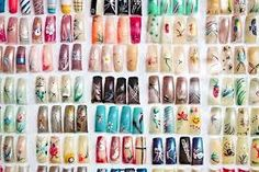 Different Types Of Nail Polish Designs - CrossfitHPU Nail Desing nail design types Nail Art Set, New Nail Art, Cool Nail Art, Types Of Nail Polish, Nail Polish Designs, Nail Art Designs, Nails Design, Design Design, Design Ideas