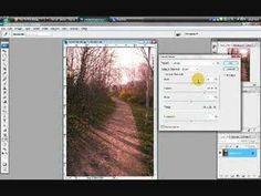 Photoshop tut - Pastel effect