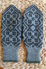 Ravelry: 0411-18 Vantar med halva fingrar i Sisu pattern by Sandnes Design