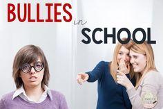 Bullies in the Classroom