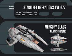 Star Trek Online: Fed Pilot Ship Stats | Star Trek Online