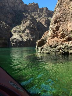 Emerald Cove | Black Canyon | AZ.  #travel