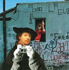 Rembrandt goes into the urban environment. 2012  Collagista (Juliet McAra)