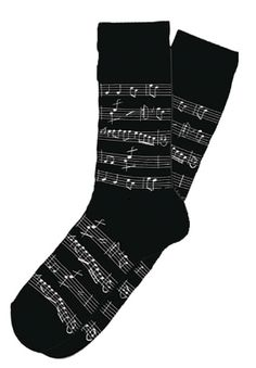 Music from your head to your toes! #piano #gifts #socks