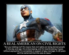 Captain America rules