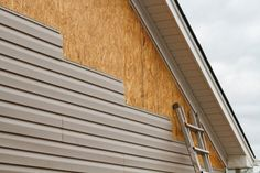 Vinyl siding is easier to install than you may think.