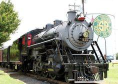 NC Transportation Museum #visitsalisburyrowan