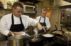 ons vaste kookteam