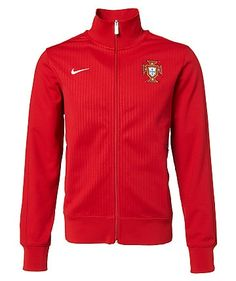 Trainingsjacket Authentic N98 Jacket Portugal by Nike  #soccer #team #training my-style-and-stuff-i-want