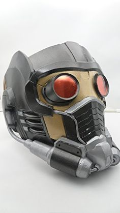 Marvel Guardians of the Galaxy Star-Lord Helmet Mask Props Halloween Cosplay
