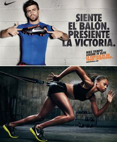 Territorio Marca de Nike