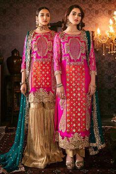 Solas De Lune by Imrozia Pakistani Salwar Kameez I 110 Festive Grandeur Source by meem_fashions dresses traditional Pakistani Dress Design, Pakistani Bridal, Pakistani Dresses, Indian Dresses, Indian Outfits, Shadi Dresses, Pakistani Suits, Punjabi Suits, Salwar Suits