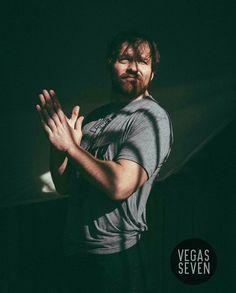 Dean in the Vegas Photo shoot! ♡