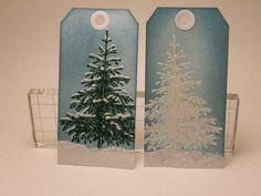 tree tags...  Might give instructions on - HOW TO - ???