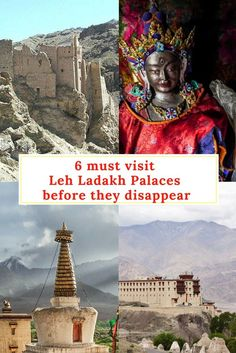 Despite being a high-altitude desert Ladakh has an amazing architecture too and the perfect example for it is the grandiose Leh Ladakh Palaces. Read to know which all should be on your list before they disappear.